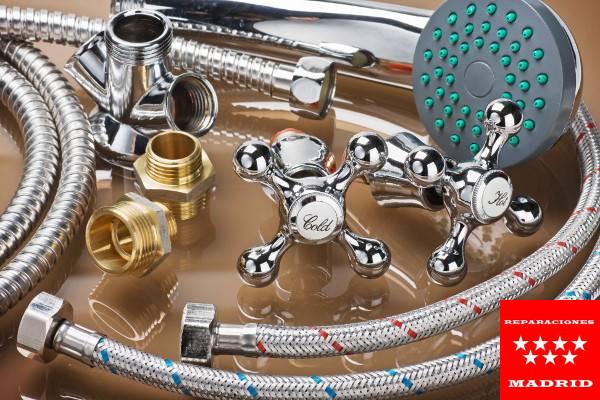 reparaciones fontaneros madrid baratas