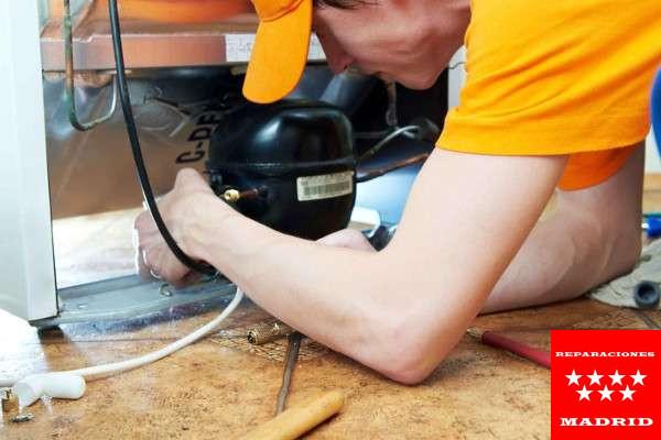 instalación de secadora a gas en madrid