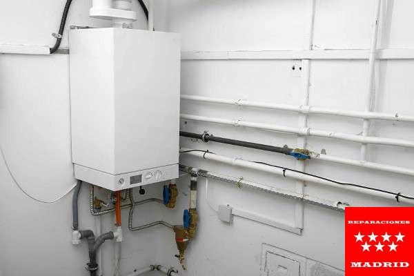 instalación económica de calderas de condensacion leganés