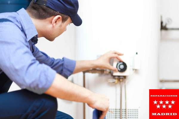 reparacion calderas gas leganés