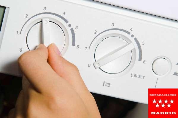 servicio tecnico calderas Las Rozas