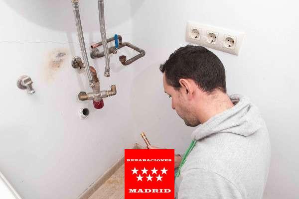 reparar calefaccion madrid