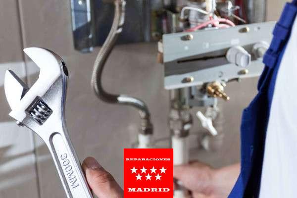 reparar termo electrico madrid