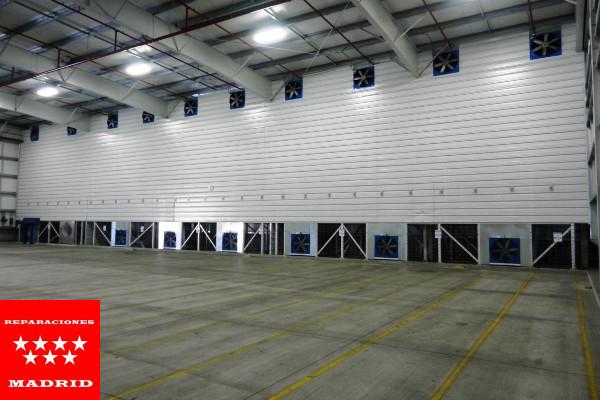 climatizacion industrial madrid