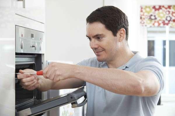arreglar puerta horno madrid