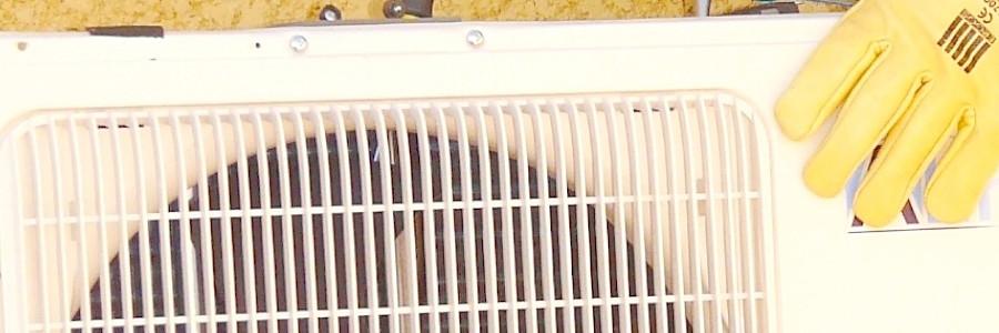 Instalación de aire acondicionado split con tecnología inverter mostoles